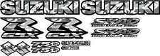 GSXR750 Fairing Decal Stickers 750 Urban Camo Decals graphics Sticker Srad gsxr