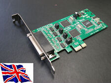 4 Porte RS422/RS485 x 4 Combo PCI Express Scheda 16C1052