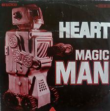 "7"" 1976 CLASSIC ROCK ! HEART : Magic Man // VG+? \"