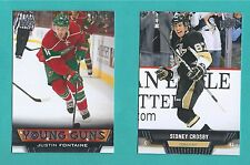 2013-14 Upper Deck Hockey Cards - You Pick To Complete Your Set