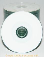 Mini CD Rohlinge mit 200 MB Inkjet bedruckbar Weiss 50 Stück