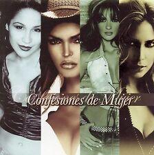New: Jimena, Mariana, Jennifer Pena, : Confesiones De Mujer  Audio CD