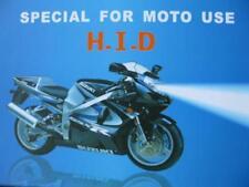 Motorcycle Slimline HID Xenon Light Conversion Kit * 2 H4 Hi/Lo Bi-Xenon Bulbs
