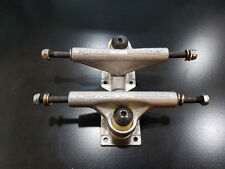 New Skateboard Truck Delta Ii 125 Mm Forged Silver