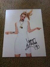 Iggy Azalea Autographed 11x14 Photo Fancy HipHop/Rap MTV VMA's Australian PROOF