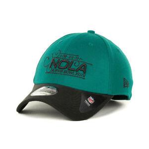 Super Bowl XLVII NFL Basic Logo 3930 Baltimore Ravens New Orleans NOLA Hat Cap