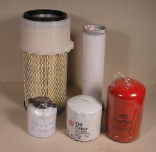Bobcat Filter Kit S175 S185 S205 Skid Steer Loader K-6598362 / A  NON TIER IV