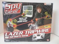 Spy Gear Lazer Tripwire-NEW-Wild Planet-3 Lazer Units-Ages 6+-Free Shipping