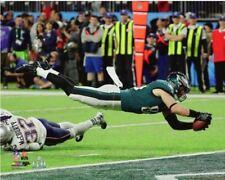 Zach Ertz Philadelphia Eagles TD Catch Super Bowl Champion Official 8x10 Photo