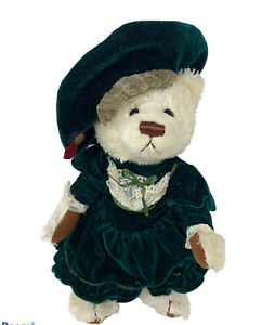 Brass Button Bear Plush Louise Serenity Legendary Collection Jointed Stuffed Toy