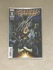 Marvel Guardians Of The Galaxy 1 Signed By Donny Cates