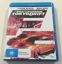 The Fast and Furious: Tokyo Drift (2006) - Blu-Ray Region B | Like-New