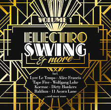 CD Electro Swing & More Vol.1 von Various Artists