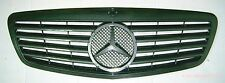 W221 07-09 Front Grille Mercedes Benz S-Class S550 S600 Carbon Look New Style