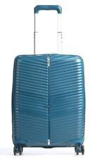 "Samsonite DARTS Spinner 4 wheels Cabin Size Suitcase 55cm 15.6"" - Petrol Blue"