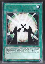 YU-GI-OH Vereinigte Magier Rare TU08-DE009