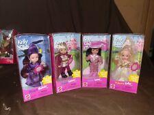 1999 Barbie Kelly Club dolls. Lot of 4
