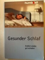Gesunder Schlaf - endlich wieder gut schlafen humboldt Taschenbuch