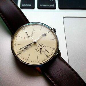 Junkers Bauhaus Automatik Ref. 6060-5 Armbanduhr für Herren