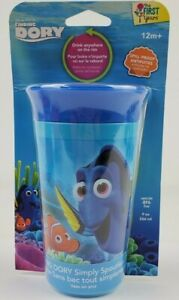 The First Years Disney Pixar Finding Dory Spoutless Sippy Cup 9 Oz