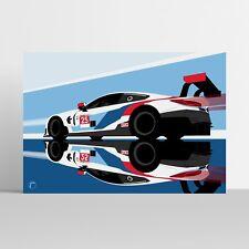 BMW Team RLL (A3) Print by RacingLineDesigns - IMSA Daytona ROLEX24