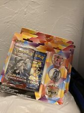 Pokemon 2 Pack Blister 10 Card Pack XY Evolutions + Crimson Invasion WithTapuPin