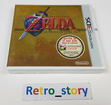 Nintendo 3DS The Legend Of Zelda : Ocarina Of Time NEUF / NEW PAL
