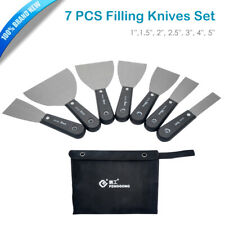 Universal Carbon Steel Filling Knife Drywall Plastering Spatula Taping Knife