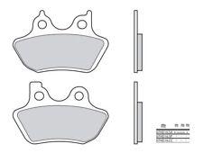 HARLEY DAVIDSON 1450 FXST/I- Kit Plaquettes de frein AVANT - BREMBO - 38800013