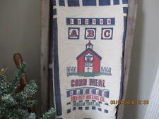 Feed Sack Fabric, Flour sack fabric, Feed Sack, Home decor fabric, grain sack