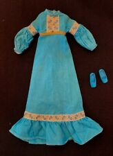 1972 Vintage Mattel Barbie Francie Doll Outfit #3282 The Long View