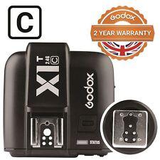 Godox X1T-Canon Wireless Radio Trigger | 2.4 GHz | TTL/HSS