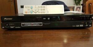 lettore dvd recorder Pioneer DVR-440h 80gb +TELECOMANDO