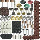 337 Piece Rotary Tool Accessory Set - Fits - Grinding, Sanding, Polishing