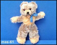 Età Hermann Mohair Teddy 25 cm PELUCHE in piedi 60er ANNI ORSO BEAR