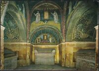 AA9423 Ravenna - Mausoleo di Galla Placidia - Interno - Cartolina postale