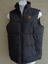Women's Field & Stream  Microfiber Shell Quilted Vest Gray M