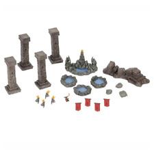 WizKids Terrain 28mm Pools & Pillars