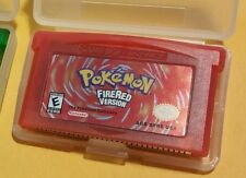 Pokémon: Pokemon FireRed Version (Nintendo Game Boy Advance, 2004) US Seller!