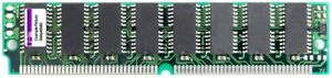 32MB Ps/2 Edo Simm PC RAM 8Mx32 Non-Parity 72-pol. 60ns Toshiba