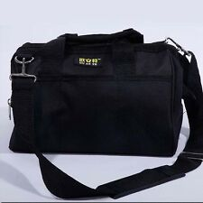 12'' Electrician Technicians Maintenance Storage Repair Tools Belt Shoulder Bag