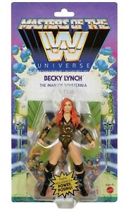 Masters of the WWE Universe Becky Lynch Wave 5 New Mattel He-Man MOTU IN HANDS