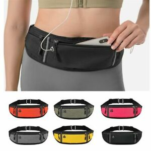 Professional Sports Belt Running Waist Bag Pouch Mobile Key Phone Case Unisex