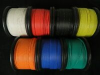 16 GAUGE WIRE PICK 6 COLORS 25 FT EACH PRIMARY AWG STRANDED COPPER POWER REMOTE