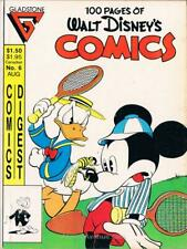 Walt Disney's Comics Digest #6 FN; Gladstone | save on shipping - details inside