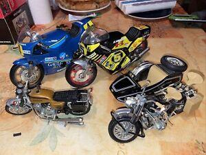 Lot Moto Guiloy Polistil