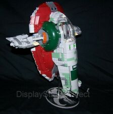 acrylic display stand for Lego Star Wars Slave I 20th Anniversary 75243
