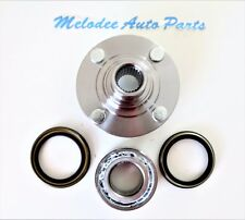 Front L or R Wheel Hub & Bearing W/ Seal Set For NISSAN  200SX 1995 - 1998