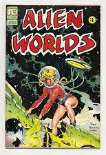Alien Worlds - #4 - Comic US - Dave Stevens - 1983