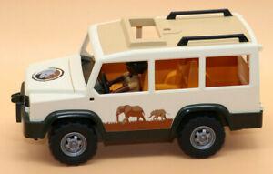 Playmobil aus 4834 ★ Geländewagen Safariwagen m. Fahrer ★ Oambati Afrika
